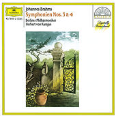 Play & Download Brahms: Symphonies Nos.3 & 4 by Berliner Philharmoniker | Napster