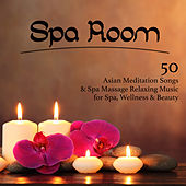 Spa Room - 50 Asian Meditation Songs & Spa Massage Relaxing Music for Spa, Wellness & Beauty by Serenity Spa: Music Relaxation