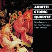 Play & Download Rasmussen & Sorensen: String Quartets by Arditti String Quartet | Napster