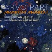 Arvo Pärt: Magnificient Magnificat, 80ème anniversaire by Aquarius
