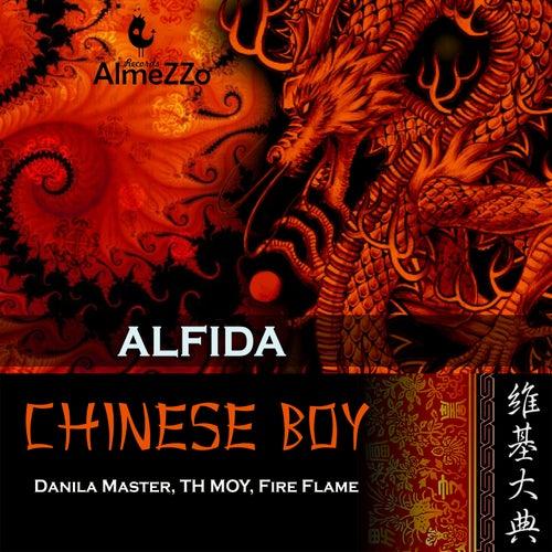 Chinese Boy by Alfida