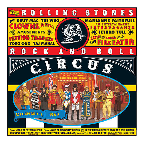 Play & Download Rock And Roll Circus by Various Artists | Napster