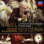 Play & Download Ravel: L'Enfant et les Sortilèges; Shéhérazade by Seiji Ozawa | Napster