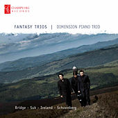 Fantasy Trios by Dimension Piano Trio