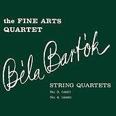 Play & Download Bartok String Quartets by Fine Arts Quartet | Napster