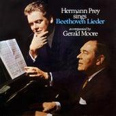 Beethoven Lieder by Hermann Prey