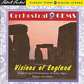 Play & Download Orchestral Gems: Visions of England by Various Artists | Napster