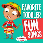 Favorite Toddler Fun Songs by The Kiboomers