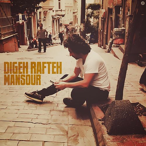 Play & Download Digeh Rafteh by Mansour | Napster
