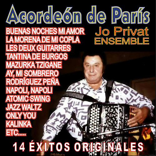 Play & Download Acordeón de París by Jo Privat | Napster