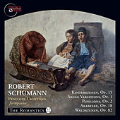 The Romantics, Vol, 22: Schumann Works for Piano by Penelope Crawford