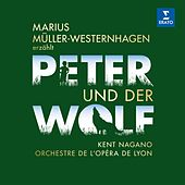 Prokofiev: Peter und der Wolf / Poulenc: Die Geschichte von Babar, dem kleinen Elefanten (Deutsche Fassung) von Westernhagen