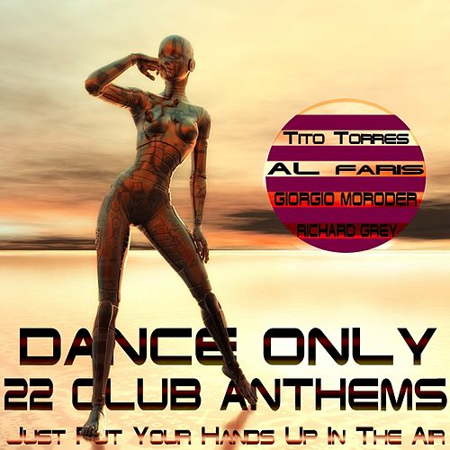 Dance Only 22 Club Anthems (Just Put Your Hands up in the Air) von Various Artists
