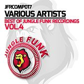 Best Of Jungle Funk Recordings, Vol. 4 - EP by Various Artists