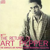 Play & Download The Return Of Art Pepper by Art Pepper | Napster