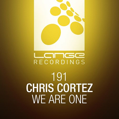 Play & Download We Are One by Chris Cortez | Napster