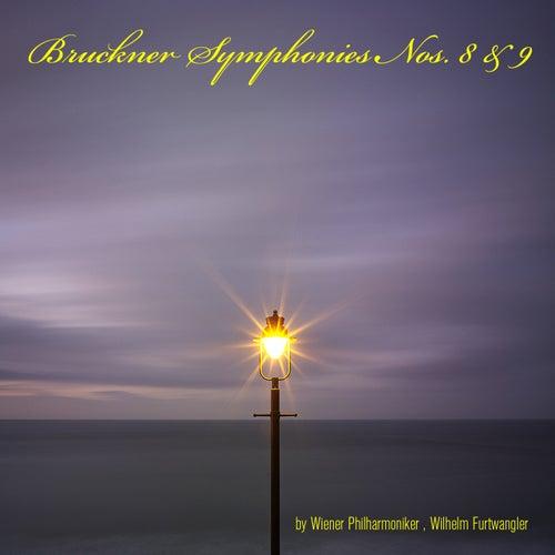 Bruckner: Symphonies Nos. 8 & 9 by Wilhelm Furtwängler