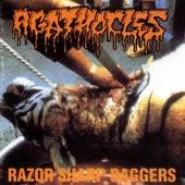 Razor Sharp Daggers by Agathocles