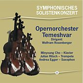 Symphonisches Solistenkonzert, Vol. 2 by Opernorchester Temeshvar