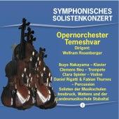 Play & Download Symphonisches Solistenkonzert, Vol. 1 by Opernorchester Temeshvar | Napster