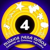 Música para Niños (Colección de Canciones Infantiles) (Volumen 4) by Grupo Golosina