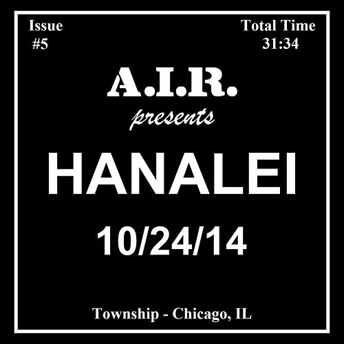 A.I.R. Presents... Issue #5 by Hanalei