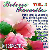 Boleros Favoritos Vol 3 by Various Artists