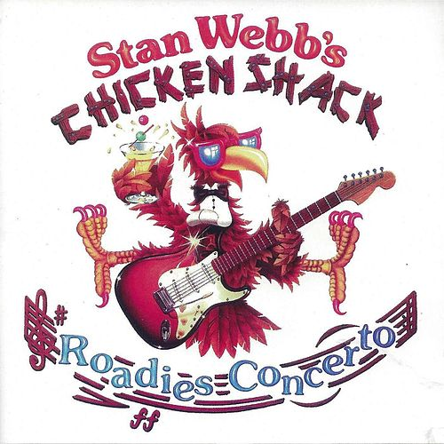 Roadies Concerto by Chicken Shack