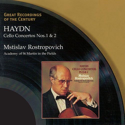 Play & Download Cello Concertos by Franz Joseph Haydn | Napster