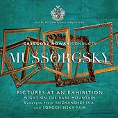 Grzegorz Nowak Conducts Mussorgsky by Royal Philharmonic Orchestra