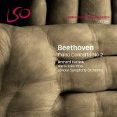 Beethoven: Piano Concerto No. 2 by Maria Joao Pires