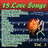 15 Love Songs - Vol. 1 von Various Artists