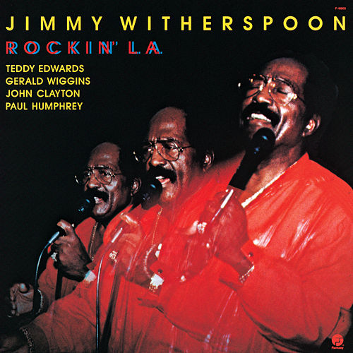 Play & Download Rockin' L.A. by Jimmy Witherspoon | Napster