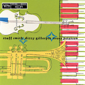 Stuff Smith/ Dizzy Gillespie/ Oscar Peterson by Stuff Smith