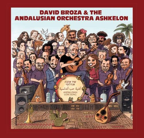 Play & Download Andalusian Love Song by David Broza | Napster