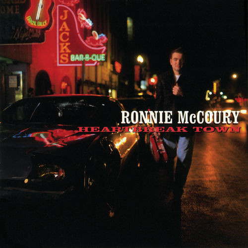 Play & Download Heartbreak Town by Ronnie McCoury | Napster