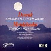 Dvorak: New World Symphony, Mendelssohn: