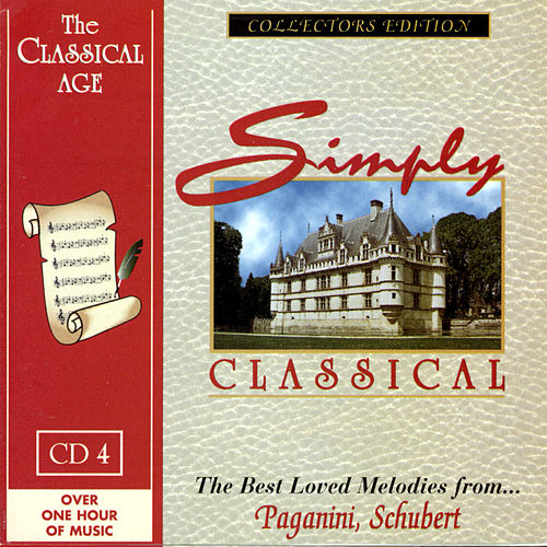 Play & Download The Classical Age (Vol 4) by Various Artists | Napster