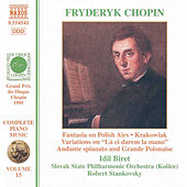 Play & Download Piano Music Vol. 15 by Frederic Chopin | Napster