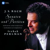 Play & Download Bach, JS: Complete Sonatas & Partitas by Itzhak Perlman | Napster