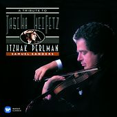 Play & Download A Tribute to Jascha Heifetz by Itzhak Perlman | Napster
