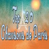 Top 20 chansons de Paris by Various Artists