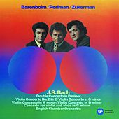 Play & Download Bach, JS: Violin Concertos & Double Concertos by Itzhak Perlman | Napster
