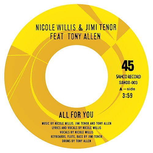 All for You by Nicole Willis