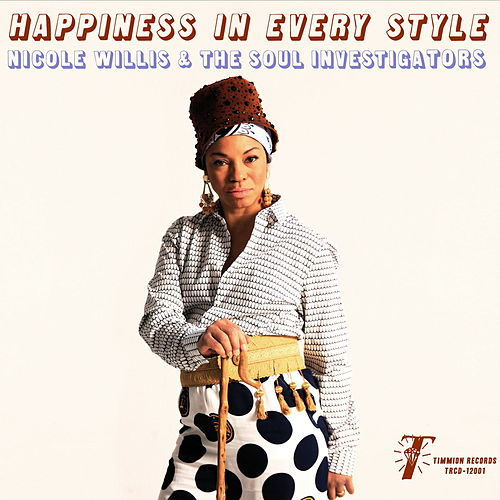 Happiness in Every Style by Nicole Willis