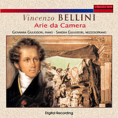 Play & Download Arie Da Camera - Vincenzo Belllini by Sandra Giuliodori | Napster