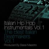 Italian Hip Hop Instrumentals Vol.1 by Bassi Maestro