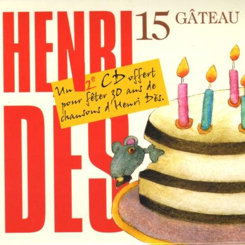 Gateau by Henri Dès