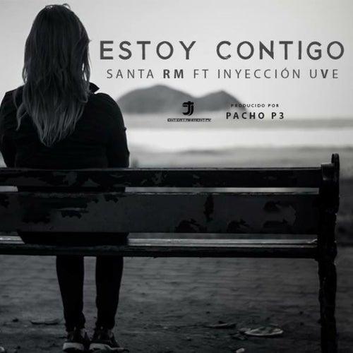 Estoy Contigo (feat. Inyeccion Uve) - Single de Santa RM