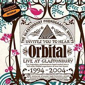 Live at Glastonbury 1994-2004 von Orbital